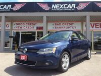 2011 Volkswagen Jetta 2.5L HIGHLINE AUT0 NAVI LEATHER SUNROOF ON