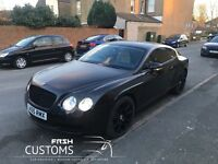 SPECIAL OFFERS ON CAR WRAPS AND WINDOW TINTS