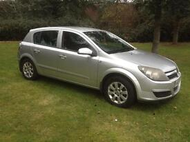 2005 VAUXHALL ASTRA 1.7 CDTI CLUB MOTD TO JULY ALLOY WHEELS CHEAP NEW MODEL!