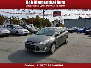 2012 Ford Focus Auto w/ Htd Seats ($46 weekly, 0 down, all-in, O