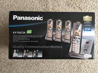 BRAND NEW PANASONIC HOME PHONES