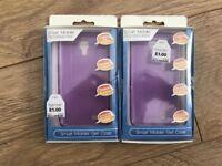 SAMSUNG S4 case - purple