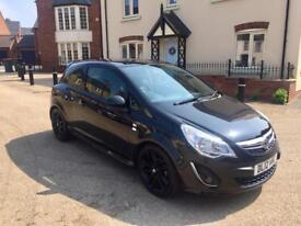 VAUXHALL CORSA 1.2 LIMITED EDITION 2012 12 MONTHS MOT FULL SERVICE HISTORY