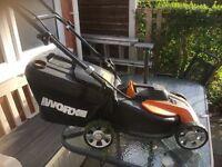 Worx 40v mower