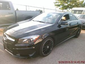 2014 Mercedes-Benz CLA-Class MATIC**ACCIDENT FREE**ONE OWNER