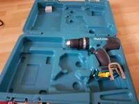 Makita bhp453 LXT 18V Li-Ion Cordless Combi Drill +box