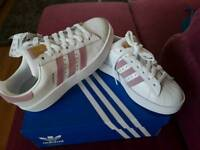 Adidas Bold trainers, Brand new !! Size 6