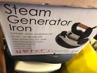 Steam generator iron