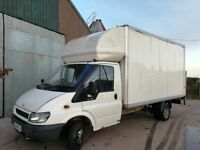 Ford Transit Luton Van with Tail Lift - Good work van or Camper conversion