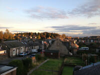 2 bedroom flat, sought after, quiet central location dunfermline