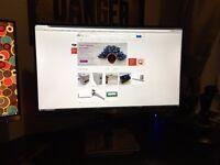 AOC Q2577PWQ 25 Inch QHD Monitor With IPS Panel 1440p