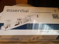 2 brand new essential faucets for 55$