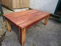 Coffee table 110x60x40cm
