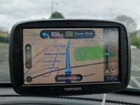 TomTom GO 50 latest Maps UK / Europe Lifetime map updates
