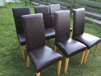 Dining chairs free