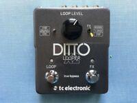 TC Electronics Ditto Looper X2