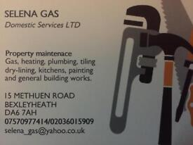 Boiler breakdowns, installations and servicing, gas repairs, landlord sertificates and gas works.