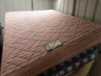 Good clean double mattress free delivery