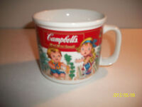 COLLECTABLE CAMPBELL'S SOUP KIDS MUG