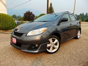 2009 Toyota Matrix AWD