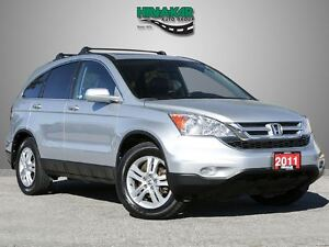 2011 Honda CR-V EX-L w/Navi   LIKE NEW