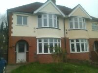 4-bed Student Accommodation (walk distance to uni, all bills included)