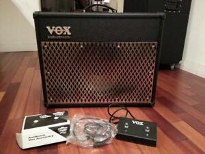 VOX AD50VT *** LAMPE *** + Footswitch