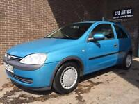 2003 VAUXHALL CORSA 1.0 *60K LOW MILES, MOT-NO ADVISORIES, SERVICE HISTORY* FIRST TIME DRIVER