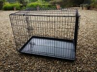 Doggie Solutions Extra Large Dog Crate