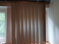 Vertical blind louvres - sea green / teal