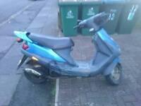 50 cc moped mot easy fix