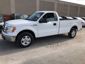 2010 Ford F-150 XLT, Regular Cab, Only 56,000km