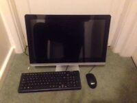 All-In-One Desktop Pc with Keyboard and Mouse