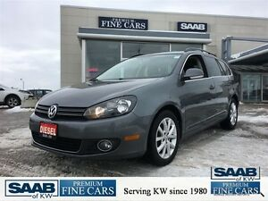2014 Volkswagen Golf Wagon Trendline S/W Power PKG Heated seats