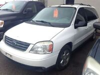 2004 Ford Freestar Sport CALL 519 485 6050 CERT AND E TESTED