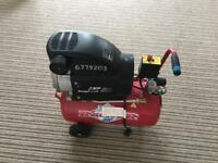 Clarke Ranger 7/240 air compresor