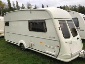 Vanrice 17ft caravan 1995 2 berth immaculate condition