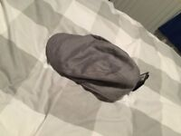 Marks and Spencer Gey cotton Flat Cap M&S New with tags