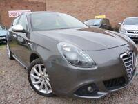 Alfa Romeo GIULIETTA 2.0 TD 140bhp, £30 per year tax, 1/2 Leather, 2 owners, F/S/H, Bluetooth +More
