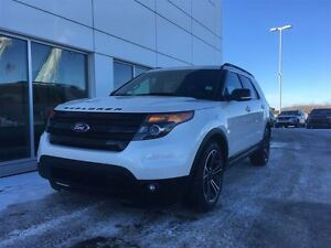 2015 Ford Explorer Sport 3.5 ECOBOOST, LOADED! $278.60 b/weekly.