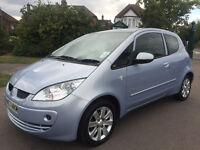 Mitsubishi Colt 1.3 CZ2, 1 Years MOT, 1 Former Keeper, Just Valeted, Low Mileage, Ice Cold Air Con