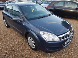 Vauxhall Astra 1.8 i 16v Life 5dr, AUTOMATIC,FSH. HPI CLEAR. FRESH SERVICE. LADY OWNER. P/X WELCOME