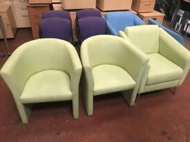 Lime Tub Chairs