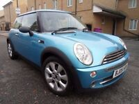MINI HATCHBACK 1.6 ONE***ONE LADY OWNER FROM NEW***SERVICE HISTORY***ONLY 1495***