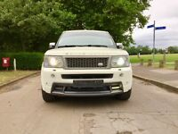 2006 Range Rover Sport Supercharged 4.4  AUTOMATIC   Supercharged  LOW 43000 Miles   Left Hand Drive