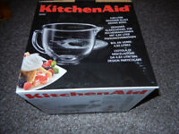 KitchenAid Glass Mixing Bowl.