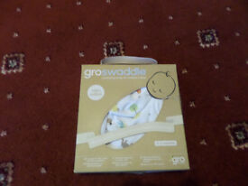 GROSWADDLE - wrap for 0-3 month old babies