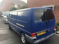 1998 VW Transporter T4 Van - LOW MILEAGE