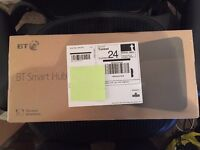 BT SMART HUB 6 Wireless Fibre/Broadband Router (New and Sealed)