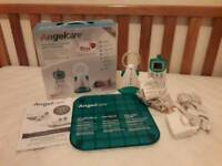 Angel care sound and motion monitor